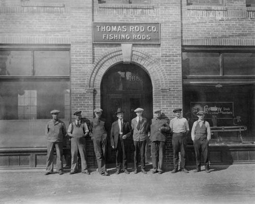 The Thomas Rod Company mid 1930's